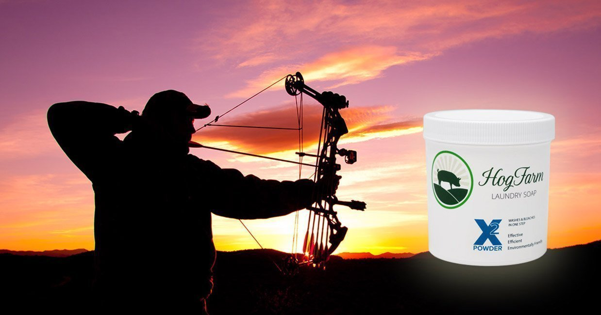 Best laundry detergent for hunters