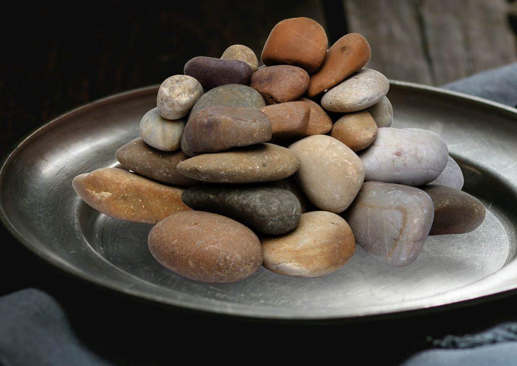 rocks for breakfast