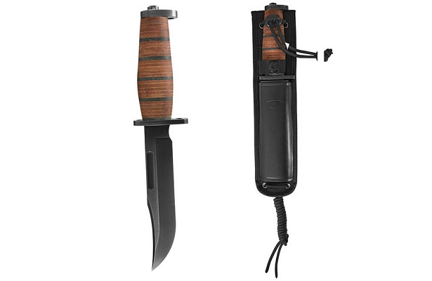 Buck 119 Brahma Knife with sheath