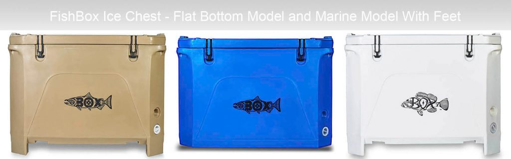 The 285quart Capacity FIshBox comes in two models