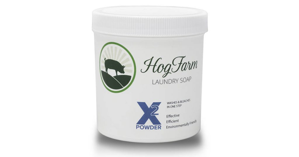 Hog Farm Laundry Soap for hunters