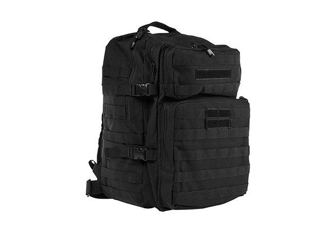 NC Star Assault Backpack for day trips or overnight excursions